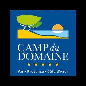 Camp Domaine Logo